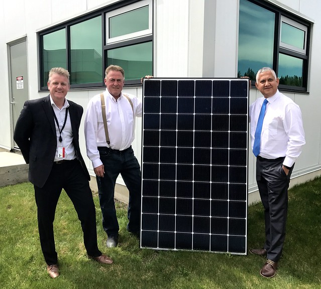 Brazeau County – Solar in oil country