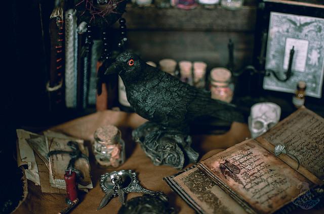 My Crow Demon