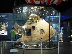 Apollo Landing Capsule