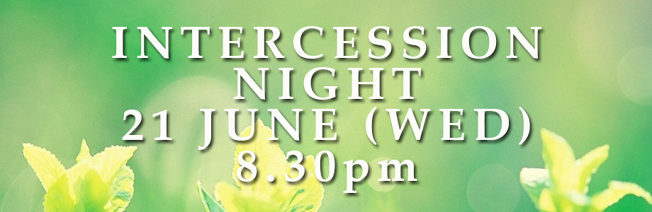 intercession night web