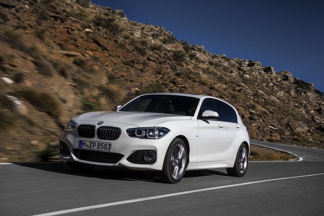 [新聞照片一] BMW 1系列提供低頭款8萬元起或低月付1,900元起分期優購方案,特定車型本月交車再享1年乙式全險或4年5次基本保養套裝