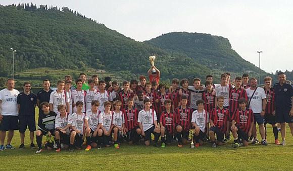 6° Torneo Zanetti, DOPPIO SUCCESSO A GARDA!