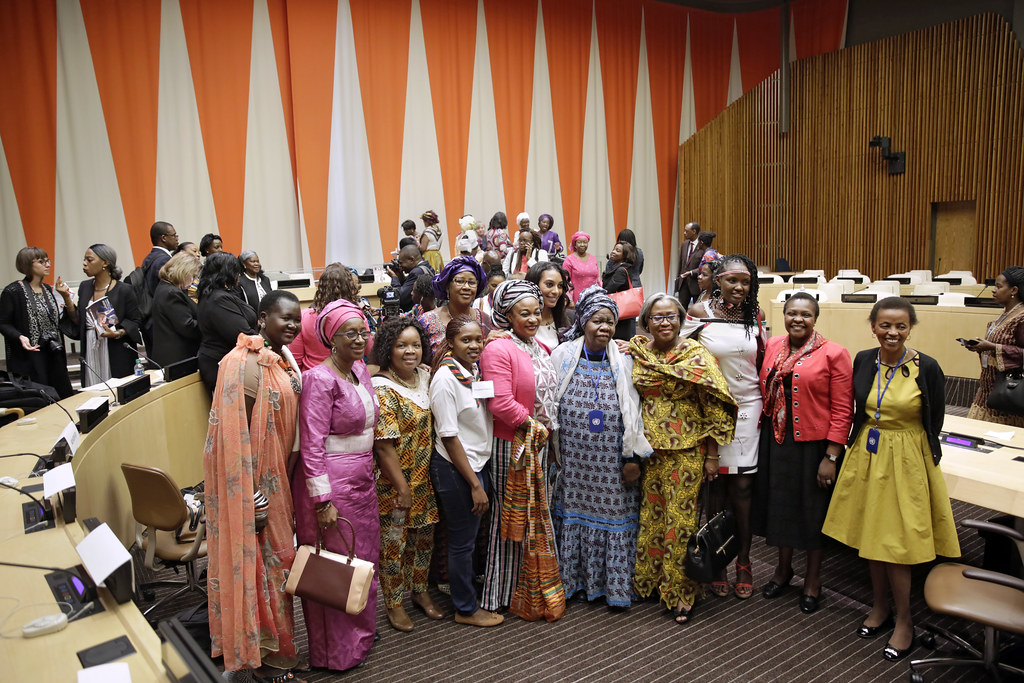 African Women Leaders Network - Launch events at UNHQ | Flickr