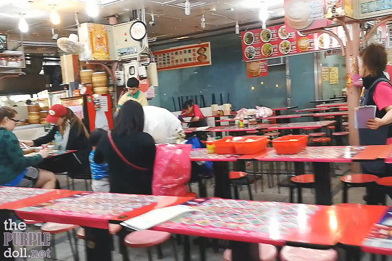 17-2 Shilin Underground Food Court