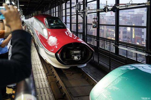 東北新幹線 盛岡站