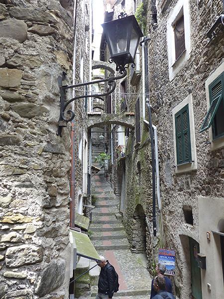 escaliers dolceaqua