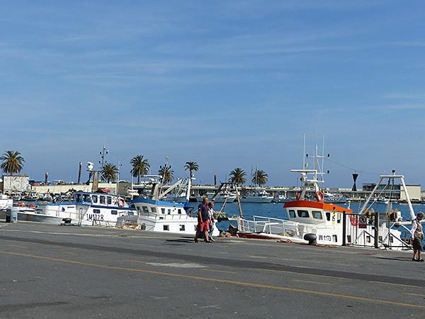 bord de mer oneglia
