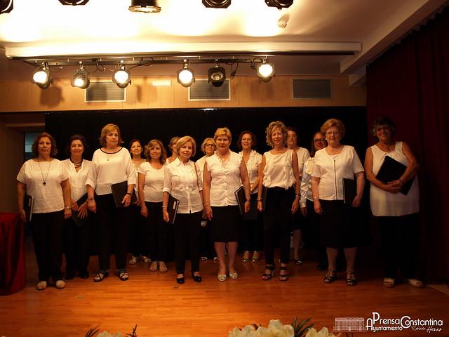 Recital Canciones Populares Coral Polifónica Constantina 16/06/2017