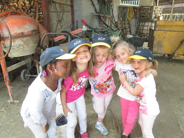 Kindergartenausflug vom 2. Juni 2017