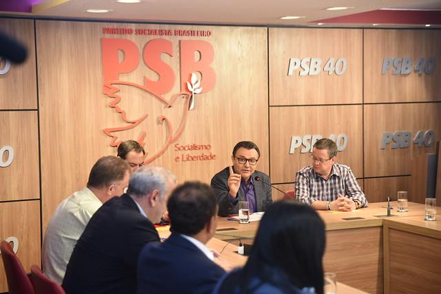 Reunião da Comissão Executiva Nacional