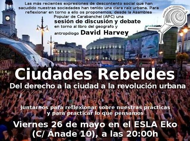 ciudades rebeldes
