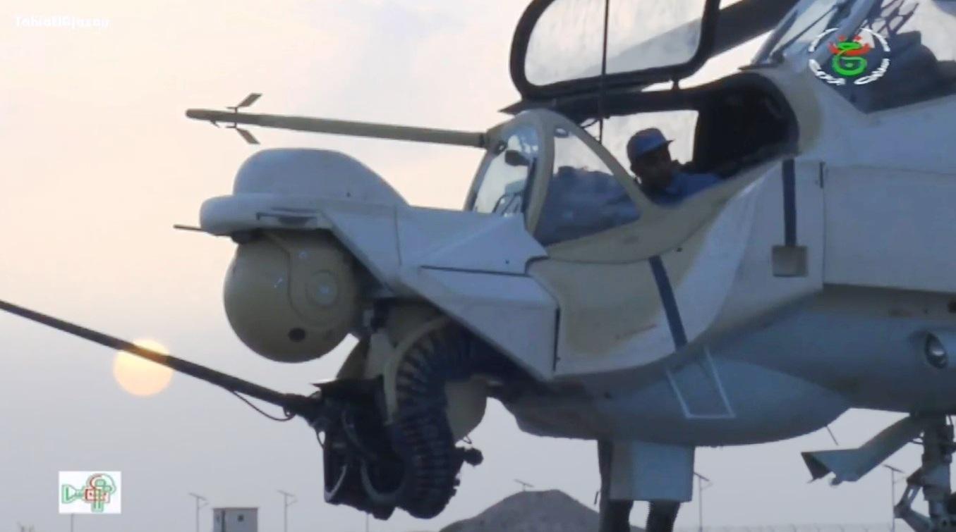 صور مروحيات Mi-24MKIII SuperHind الجزائرية - صفحة 8 34044104854_d78a60956f_o