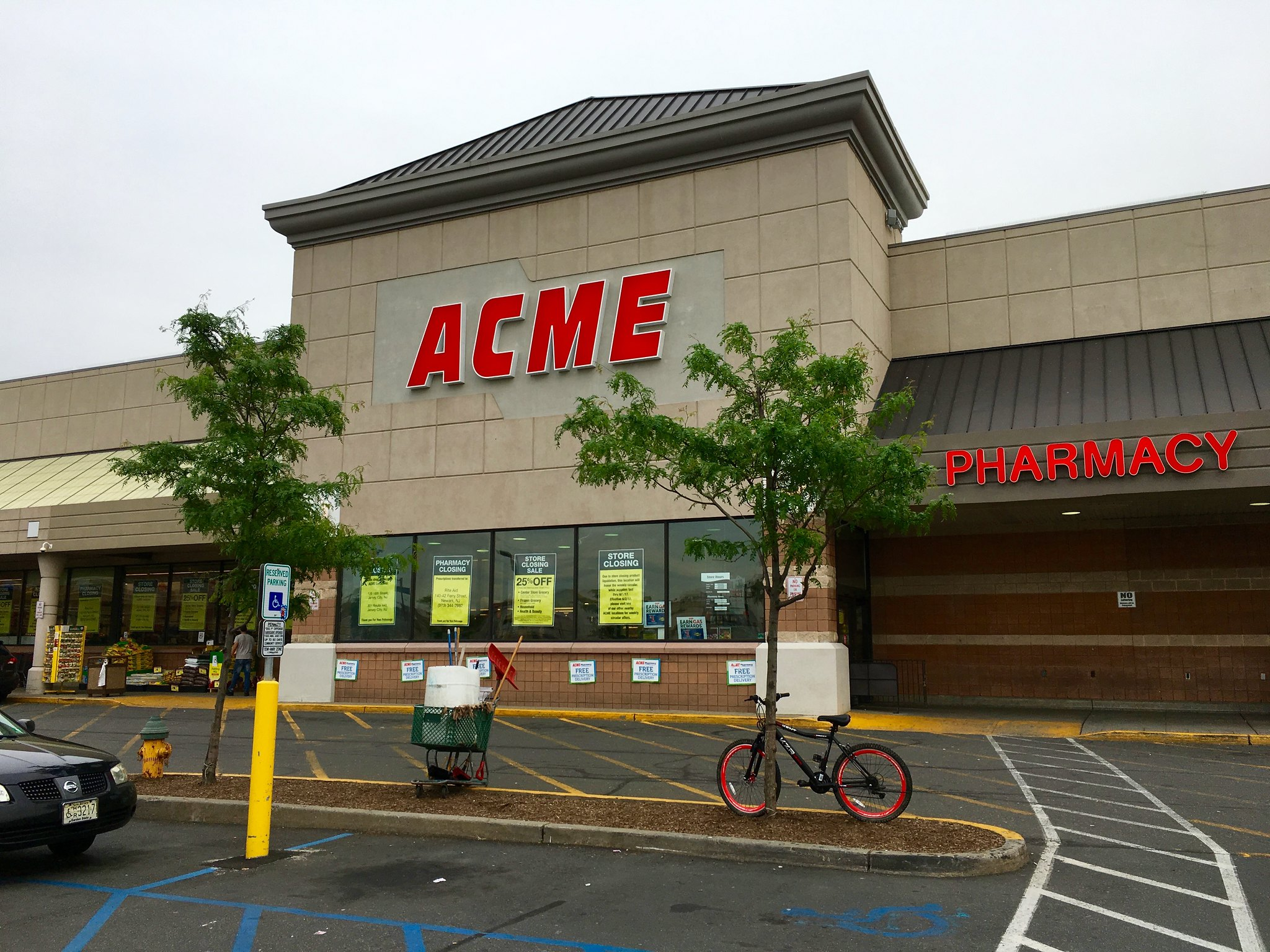 Acme (Closing) / Pathmark, Ironbound Neighborhood, Newark, NJ