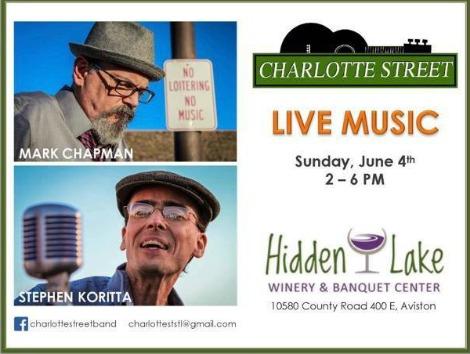 Charlotte Street 6-4-17