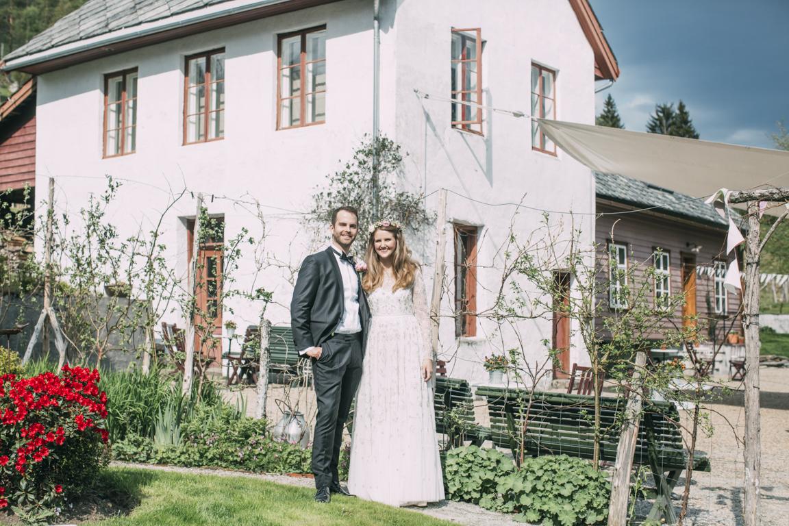 Hanne + Marcel