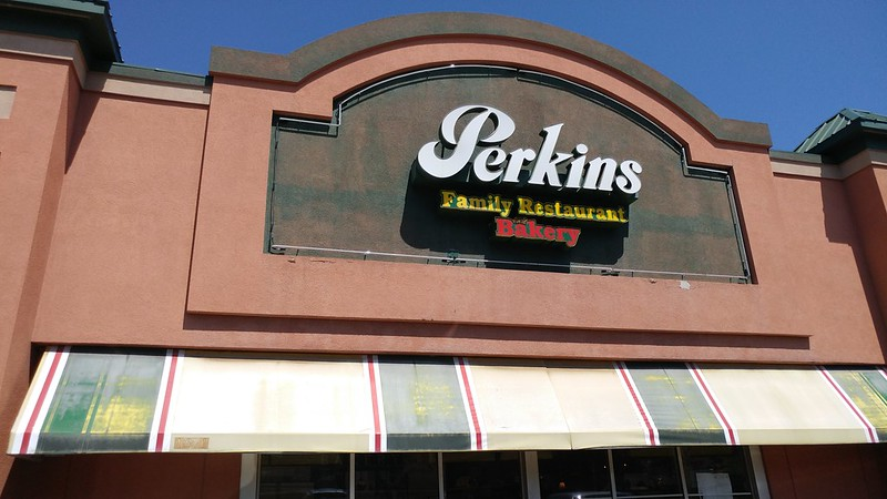 Perkins Family Restaurant, Ashtabula, Ohio
