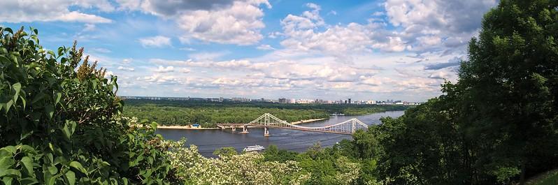Парк «Володимирська гірка»