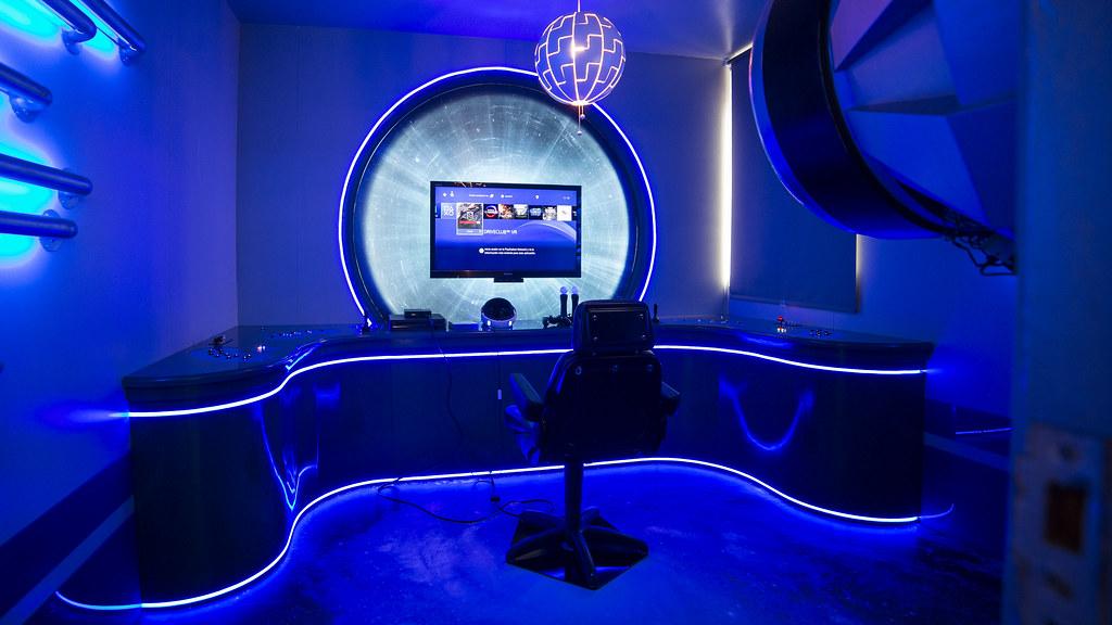 PlayStation VR en el Hospital 12 de Octubre