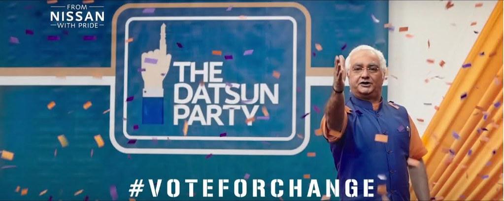 Datsun Party VFC