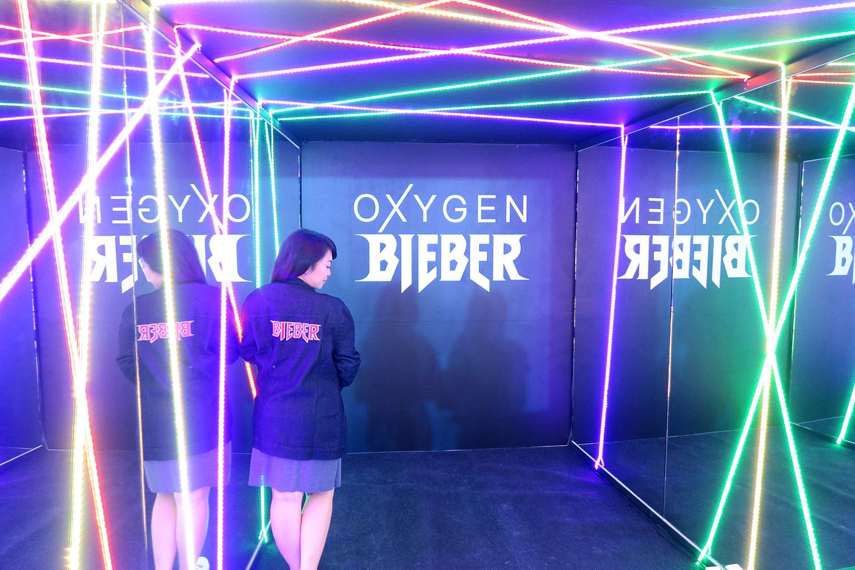 19 OxygenXBieber Collection Launch - She Sings Beauty by Gen-zel