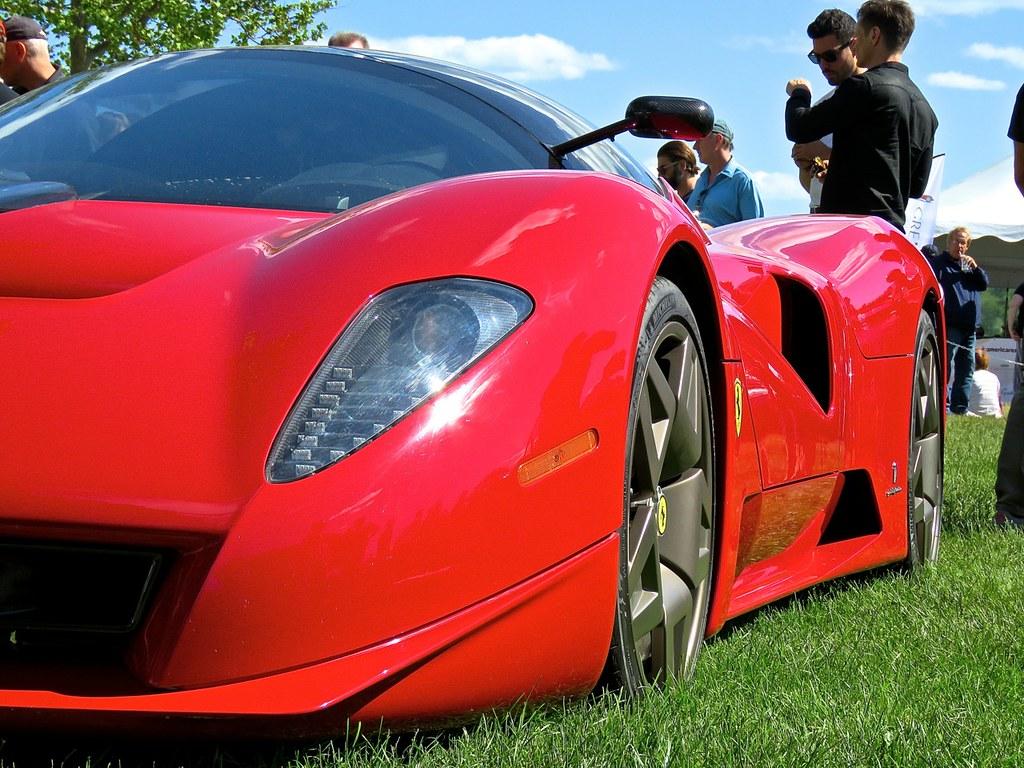 Ferrari P4-5 Greenwich 4