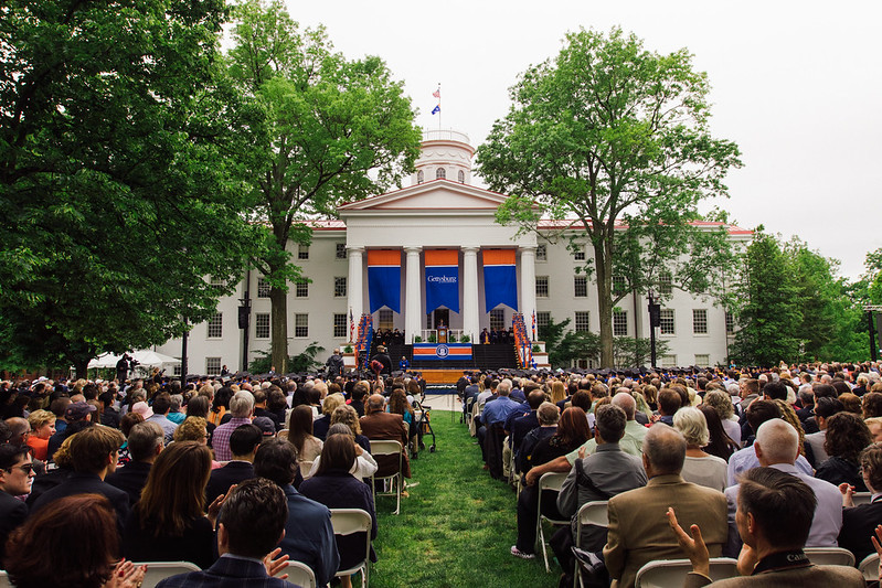 Commencement Weekend 2017: Sunday, May 21