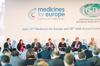 Joint 23rd Medicines For Europe and 20th IGBA Annual Conference