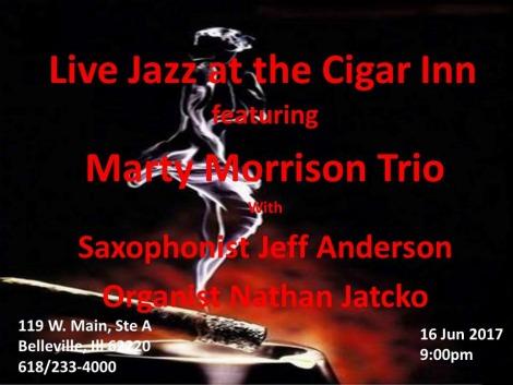 Cigar Inn 6-16-17