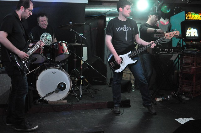 The Band Whose Name Is A Symbol at House of Targ