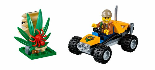 LEGO City 60156 Jungle Buggy 00