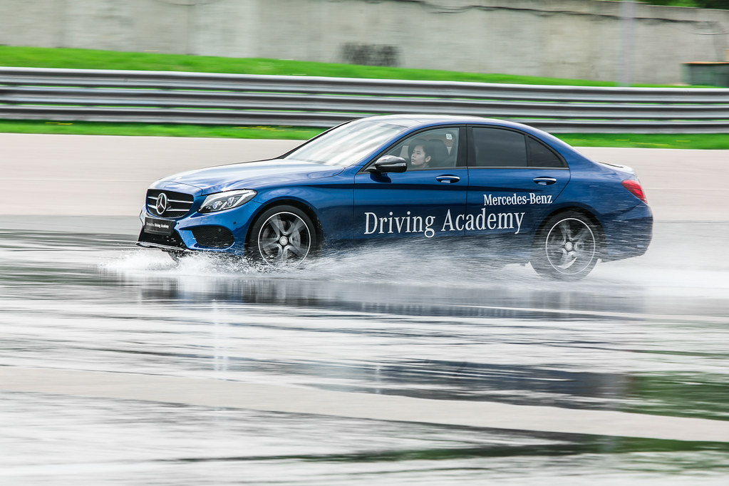 ... MBDA Summer 2017 (95 Of 288) | By Mercedes Benz Driving Academy Russia