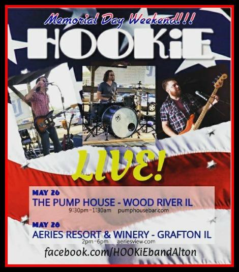 Hookie 5-26, 5-28-17