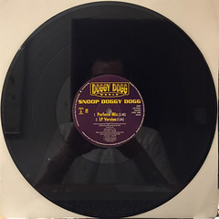 SNOOP DOGGY DOGG:DOGGY DOGG WORLD(RECORD SIDE-A)