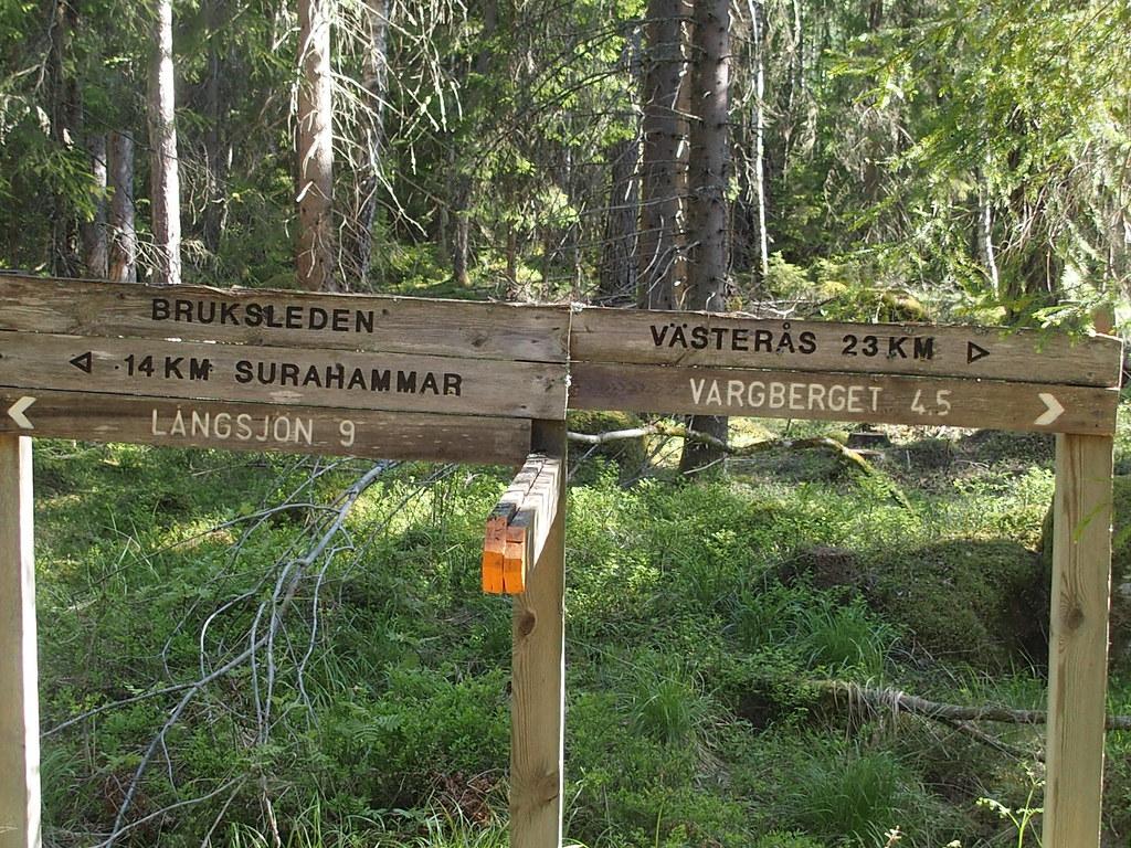 Mot Vargberget!