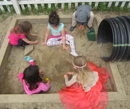 castles in the sandbox