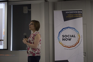 Social Now 2017 - Maryse Colson
