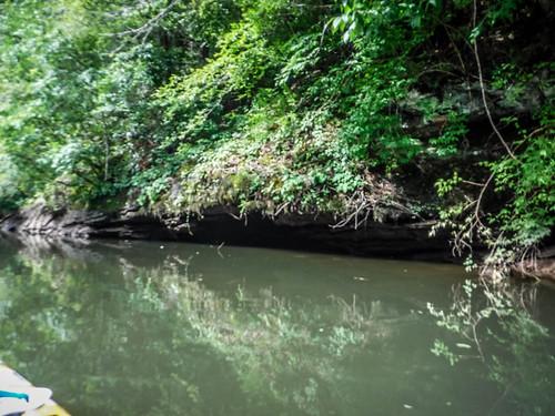 Lake Keowee and Estatoe Creek-68