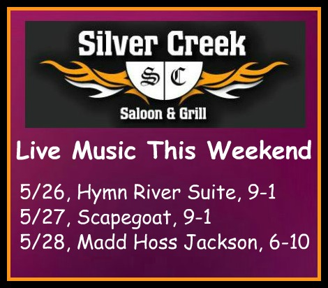 Silver Creek Poster 5-26-17
