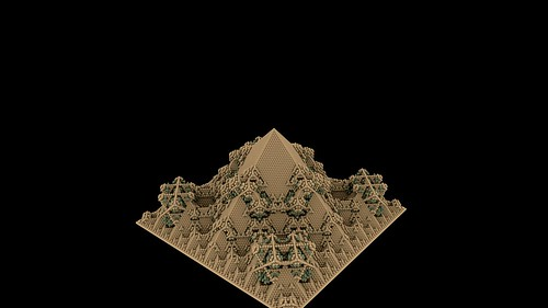 Voxel Automata Terrain