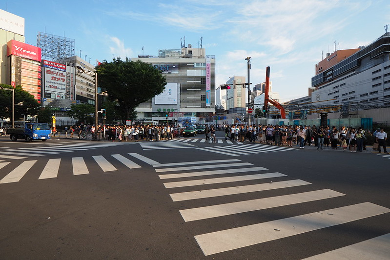 Shinjuku 新宿|東京遊記 Tokyo trip