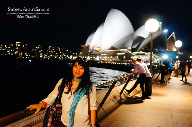 Day 1 - Sydney Opera House Night Time 02