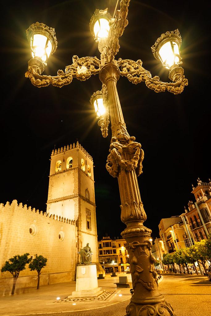 Catedral de Badajoz en Urbana y Arquitectura35000037062_e82004f12f_b