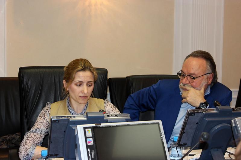 Екатерина Часовская – заместитель директора департамента государственной политики в области средств массовой информации Минкомсвязи России