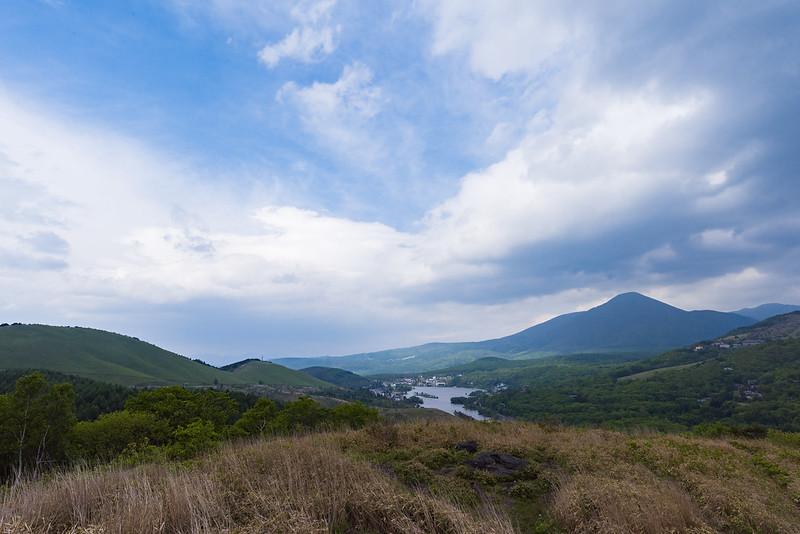 2017年06月 蓼科山