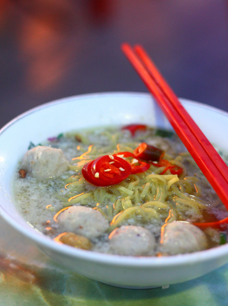 Ultimate Bedok Food Guide: Bedok Xing Ji Rou Cuo Mian