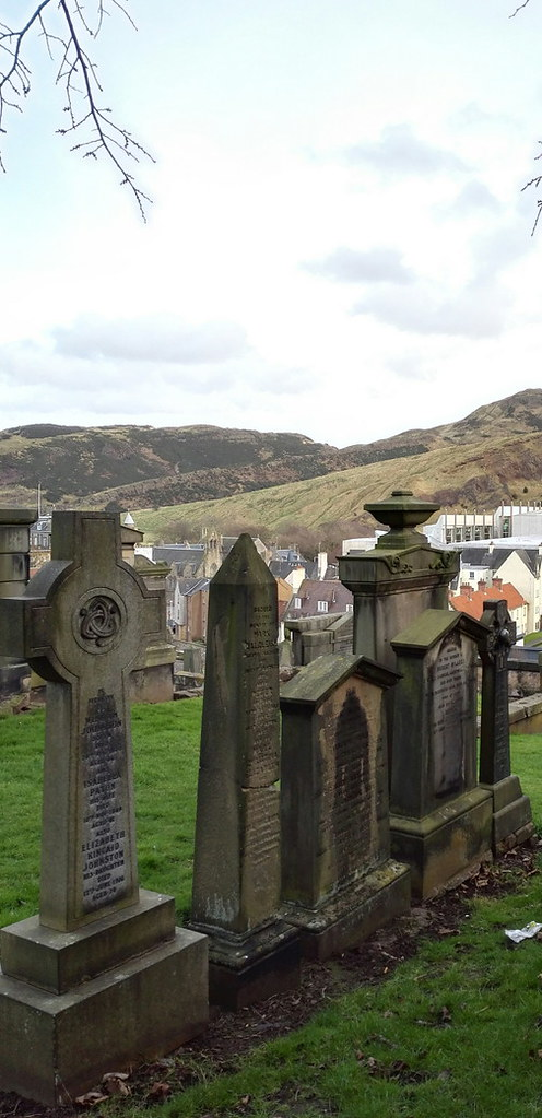 Commonwealth War Graves in Edinburgh city