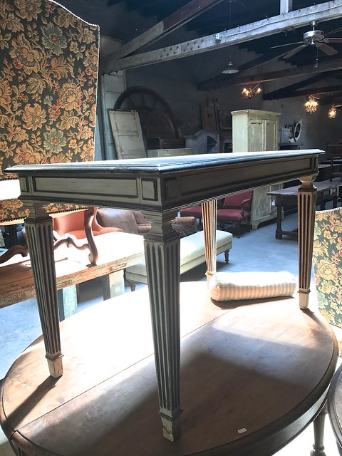 French Antique Table-Housepitality Designs