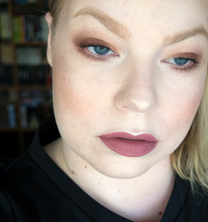 stila stay all day liquid lipstick patina