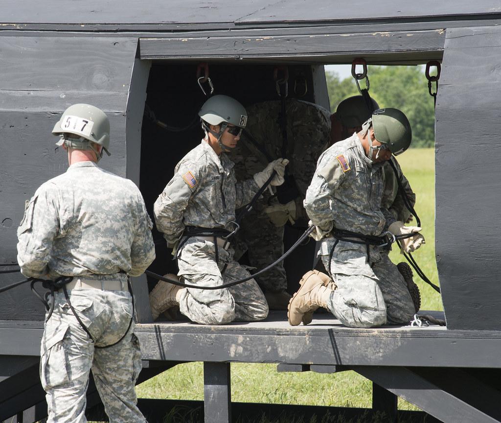 Camp Gruber Training Center Hosts Elite Army Schools