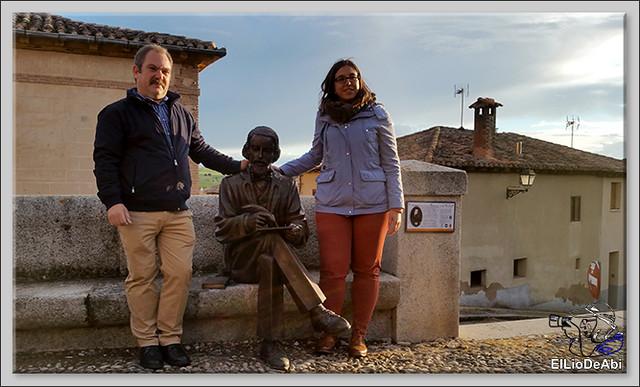 Inauguración de la estatua de José Zorrilla en Lerma (3)